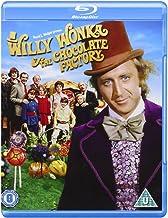 Willy Wonka & The Chocolate Factory [Edizione: Regno Unito] [Reino Unido] [Blu-ray]