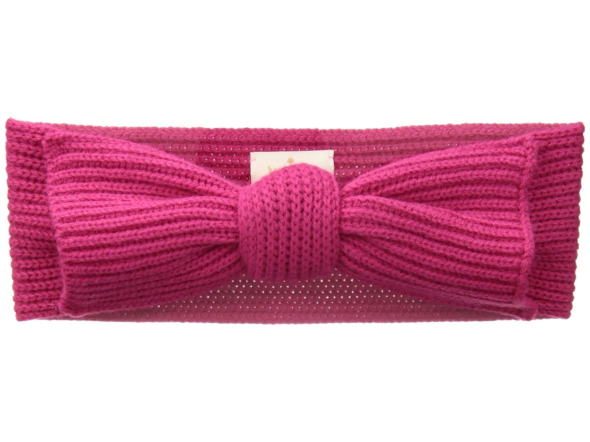 0868b63ce61 Kate Spade New York Solid Bow Headband at Luxury.Zappos.com