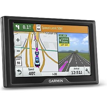 Garmin 010-N1532-0C Drive 50LM 50 GPS Navigator, 5in, (Renewed)