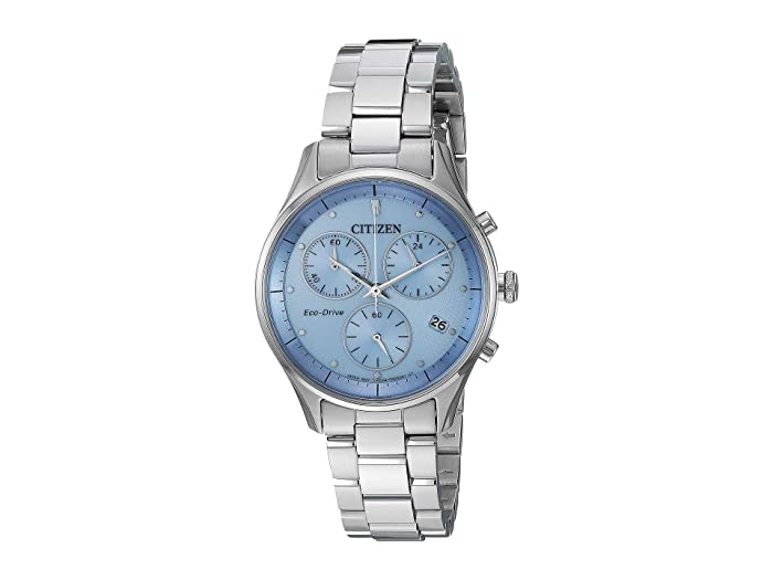 Citizen Watches  FB1440-57L Chandler (Silver Tone) Watches