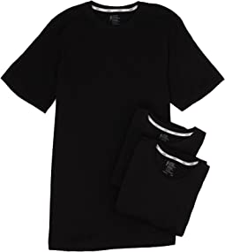 Jockey Cotton Slim Fit Crew Neck T-Shirt 3-Pack