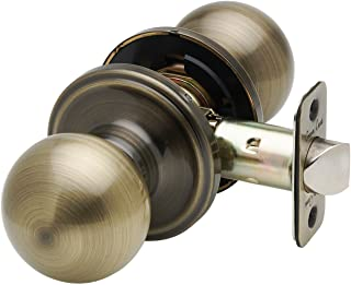 Copper Creek BK2020AB Ball Knob, Antique Brass