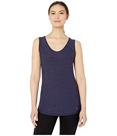 Royal Robbins Tech Travel Tank Top (Ink Blue Heather) Women
