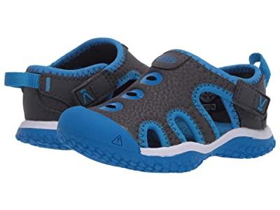 Keen Kids Stingray (Toddler) (Magnet/Brilliant Blue) Boy