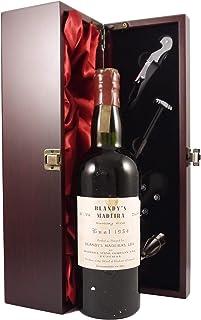 """1954 Blandy""""s Bual Madeira in einer mit Seide ausgestatetten Geschenkbox, 1 x 750ml"""