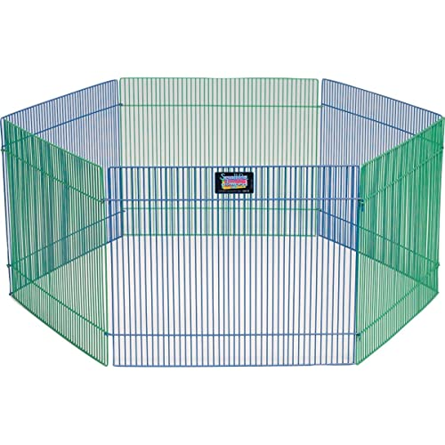 Exercise Pen for Rabbits: Amazon.com