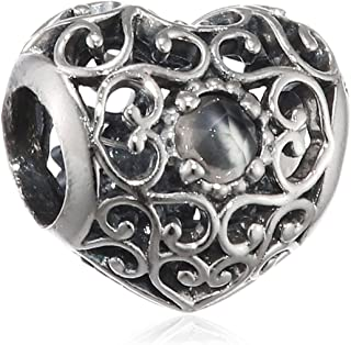 97447f2ad Amazon.com: PANDORA - Charms & Charm Bracelets / Bracelets: Clothing ...