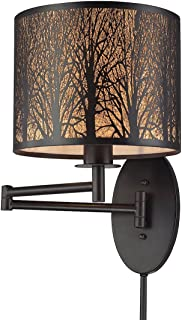 ELK Lighting 31069/1 Close-to-Ceiling-Light-fixtures 15 x 10 x 11