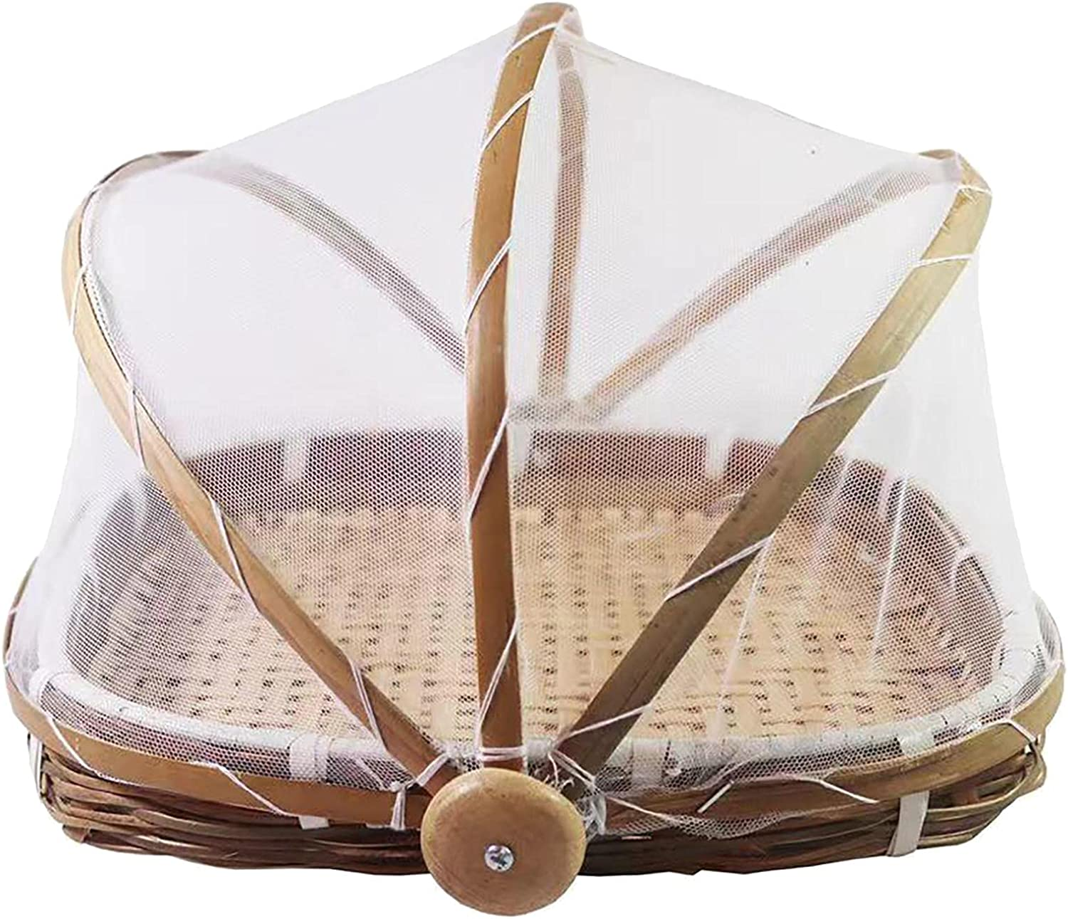Food Serving Tent Basket Dust Free shipping on posting reviews - Max 71% OFF Bamboo-Serving-Basket Hand-Woven
