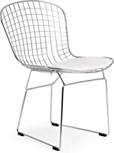 Poly and Bark Morph Side Chair in White
