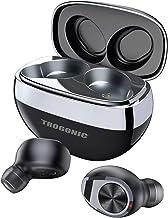 Trogonic TE1 Wireless Earbuds, Bluetooth 5.0 IPX5 Waterproof Ture Wireless Earbuds with Mic,MCsync Deep Bass in-Ear Headph...