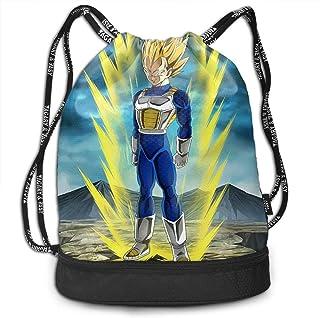 72c1ddf41fc5 Amazon.com: vegeta - Drawstring Bags / Gym Bags: Clothing, Shoes ...