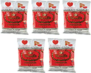ChaTraMue Number One The Original Thai Iced Tea Mix 2,000 Gram - ChaTraMue Brand Imported From Thailand - Great for Restaurants That Want to Serve Authentic and Thai Iced Teas, 400g Pack of 5 Bags