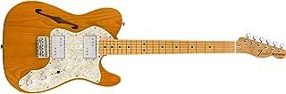 Fender Vintera '70s Telecaster Thinline - Maple Fingerboard - Aged Natural