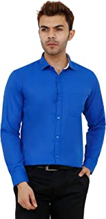 Onerio Pure Cotton Formal | Casual Shirt for Men | Shirts for Men | Men's Shirts | Full Slevees Casual Shirts for Men | Formal Shirts