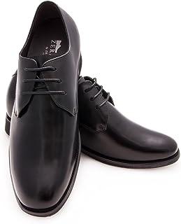 Zapatos con Alzas Hombre| Zapatos de Hombre con Alzas Que Aumentan su Altura + 7 cm| Zapatos con Alzas para Hombres | Zapatos Hombre Vestir