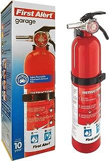 First Alert Fire Extinguisher Garage Workshop 2 - 3/4 Lb. Us Coast Guard Approved
