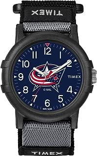 Timex Youth TWZHJACYA NHL Recruit Columbus Blue Jackets Watch