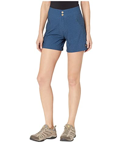 tentree Destination Shorts (Dark Denim) Women