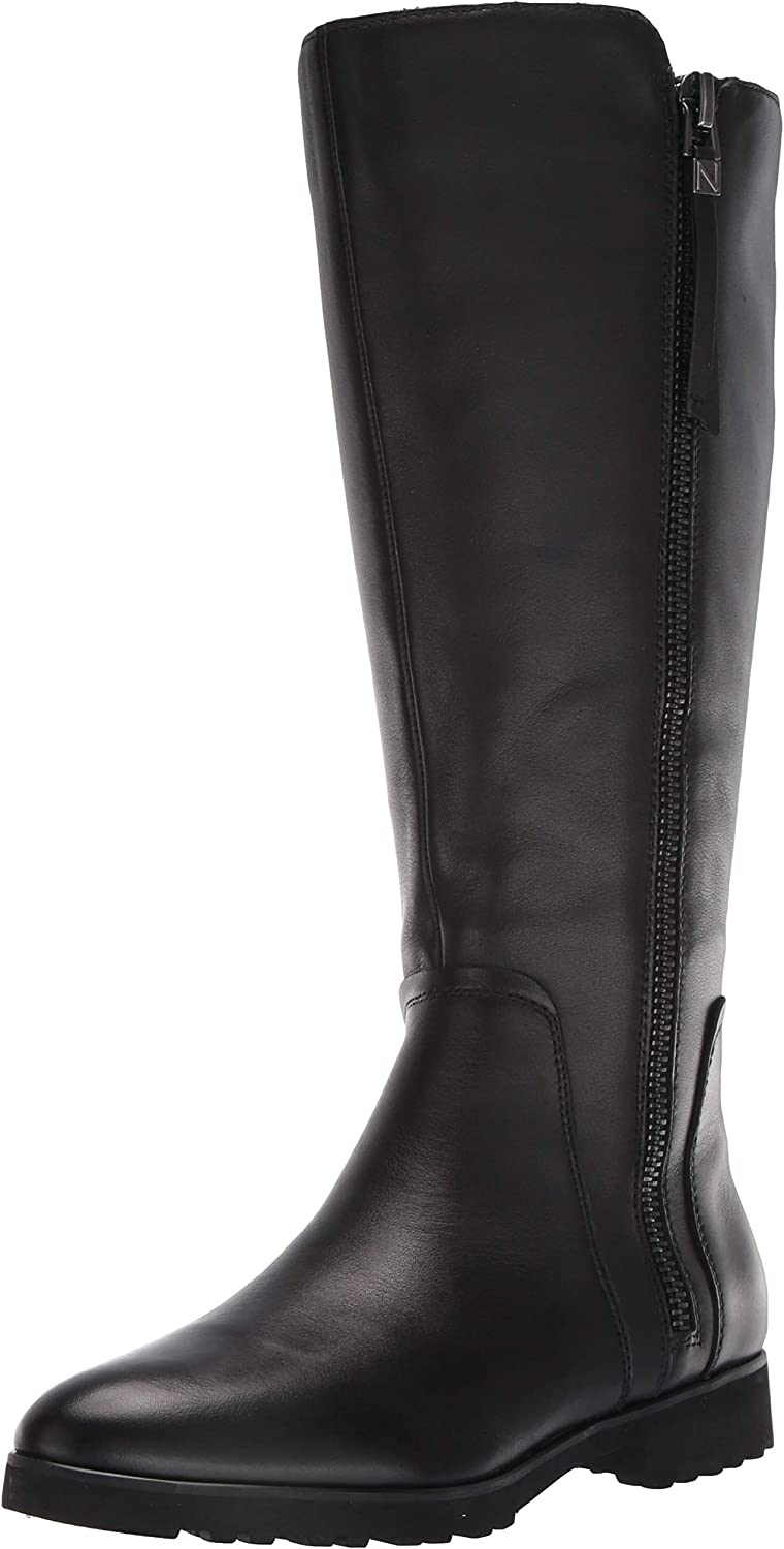 Naturalizer Women's Gael Mid Shaft High Boots Challenge the Super-cheap lowest price of Japan ☆ Knee