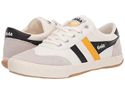 Gola Badminton (Off-White/Black/Sun) Women