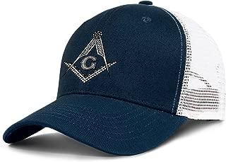 Adult Baseball Cap Honeybee Adjustable Sandwich Mesh Cap Hats