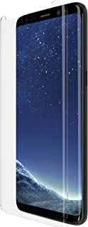 tech21 - Phone Case Compatible for Samsung Galaxy S8 Screen Protector - Impact Shield with Anti-Scratch