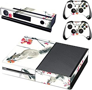 Painting Stickers For Xbox One Vinyl Skin Decals Sticker Console Controllers Gamepad Protector Covers Skins,1683