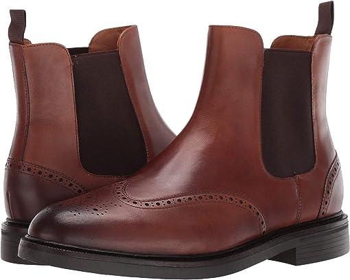 Snuff Calf Leather