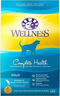 Wellness Complete Natural Food Whitefish