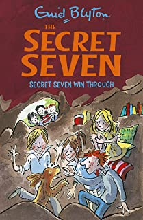 The Secret Seven: Is Exciting Adventures by Enid Blyton - Paperback