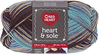 Red Heart Heart and Sole Yarn, Lakehouse