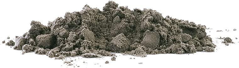 Teton-Black (180 MESH) Foundry Green Sand Olivine Super-Fine Facing Sand for Metal Casting (10LB)