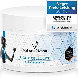Fight Cellulite - 225ml Anticelulitico reductor - Made in