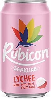 RUBICON LYCHEE SPARKLING 330 ML