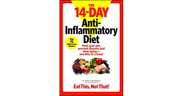 bi mart anti inflammatory diet