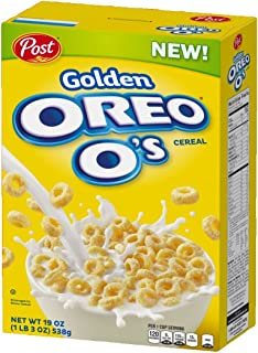 Best oreo golden cereal Reviews