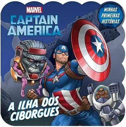 Marvel Minhas Primeiras Historias -Captain América
