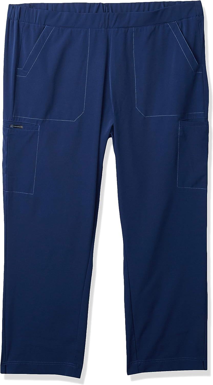 WonderWink Women's Hp Plus Size Trouser Petite free shipping SEAL limited product Pant Scrub