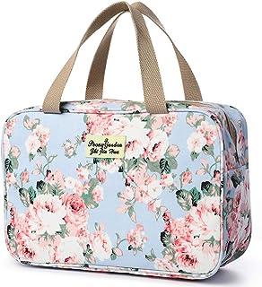 Sac de Toilette Voyage Suspendus Faire des Sacs de Lavage Grande boîte de Rangement Portable Organisateur Maquillage Sac é...