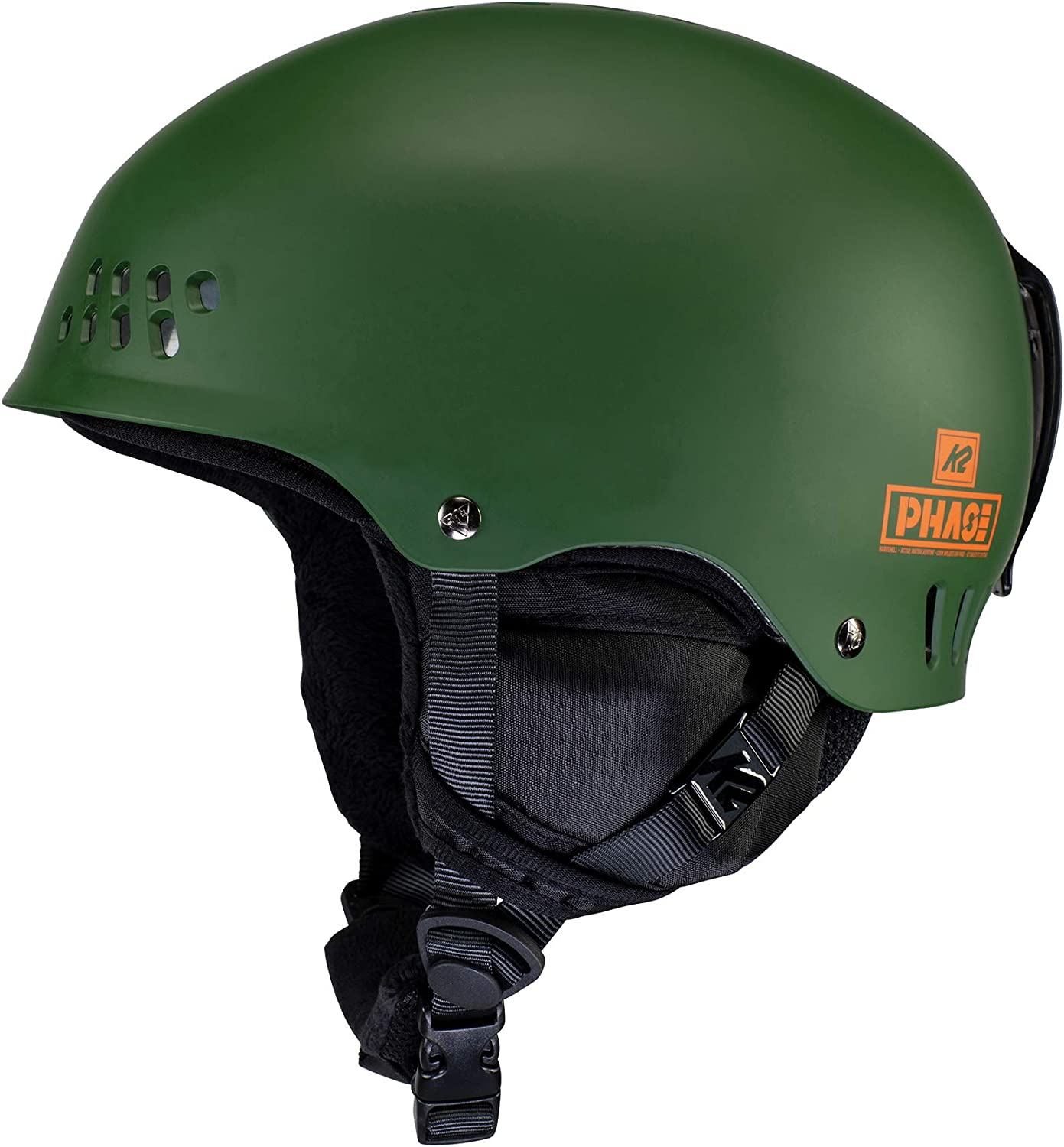 K2 Phase Pro Super-cheap Audio Helmets Medium Forest Outlet ☆ Free Shipping Green - 2021