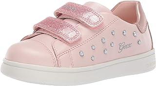 حذاء رياضي فيلكرو للأطفال من Geox مطبوع عليه Dj Rock Girl 18