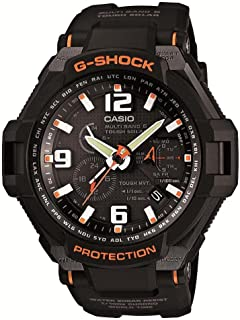 Casio G-shock Sky Cockpit Multiband6 Japanese Model [ Gw-4000-1ajf ]