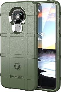 جراب FanTing لهاتف نوكيا 5.3، مضاد للانزلاق، رفيع للغاية لامتصاص الصدمات ومضاد للخدش، غطاء لهاتف نوكيا 5.3 Nokia 5.3 Nokia...