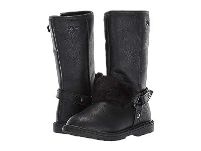 Naturino Express Tivoli AW19 (Toddler/Little Kid) (Black) Girls Shoes