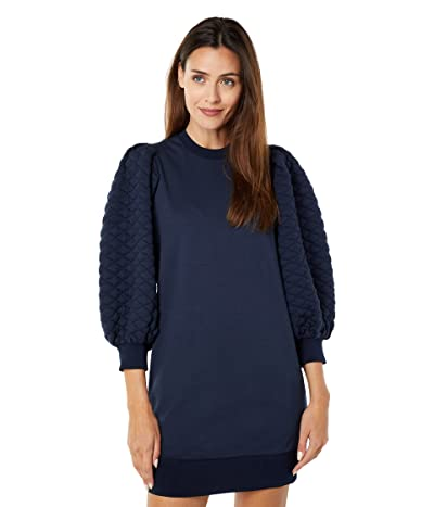 Ted Baker Xcelina Quilted Jersey Dress