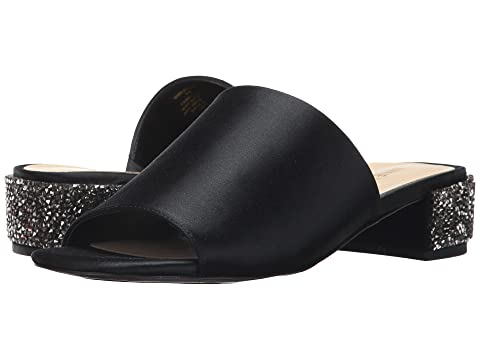 Nine West West Satin Black Raydon Nine rqrwSFH