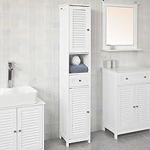 Amazon Com Narrow Bathroom Cabinet