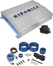 $151 » Hifonics ZG-1200.1D Zeus Gamma 1200w Car Audio Class D Mono Amplifier+Amp Kit
