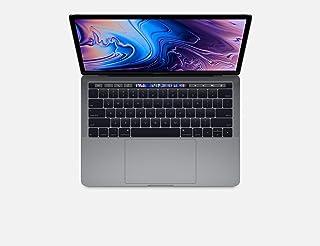 Apple 13.3 inches LED Laptop - Intel core_i5 2.4 GHz, 8 GB RAM, 512 GB SSD, macOS Sierra - Space Grey